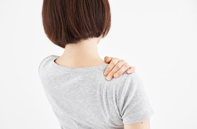 肩こり・頭痛改善調整