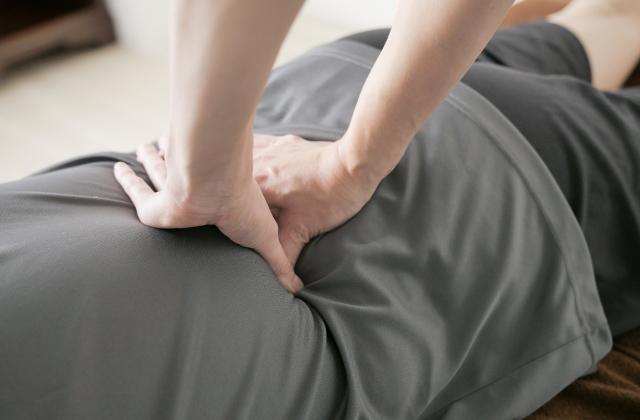 慢性腰痛調整